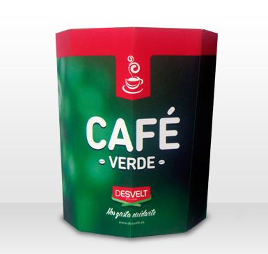 Café Verde   Desvelt Complemento Alimenticio