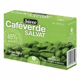 Café Verde Salvat con ácido clorogénico