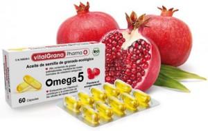 Vitalgrana Omega 5