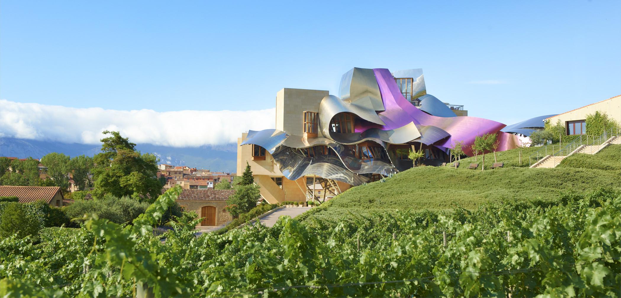 La Ciudad del Vino- Spa Caudalie