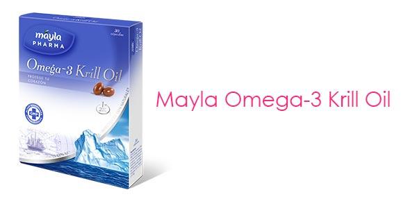 Mayla Omega-3 Krill Oil