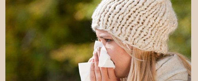 Tratamiento para los resfriados