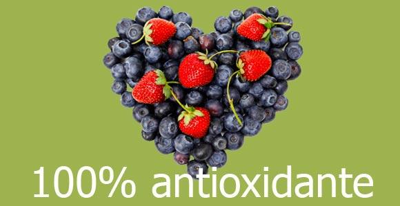 Antioxidantes en los suplementos naturales