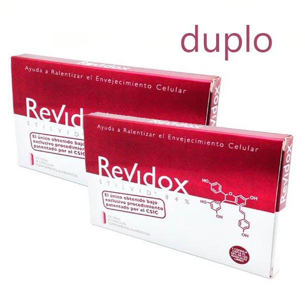Revidox Duplo Farmaconfianza