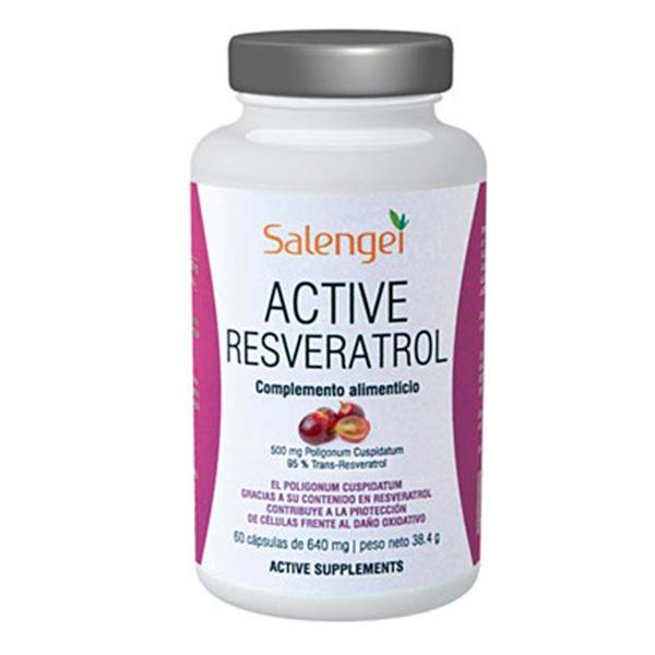 Salengei Active Resveratrol Farmaconfianza