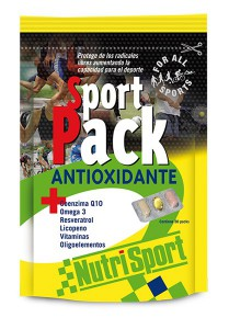 NutriSport Pack Antioxidante