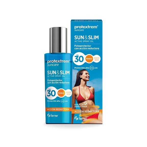 Protextrem Sun Slim Aceite Farmaconfianza