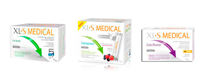 XLS medical max strenght