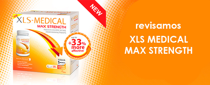 XLS Max Strength en Farmaconfianza