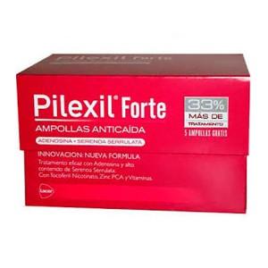 Pilexl Forte Ampollas Anticaída de Cabello en Farmaconfianza