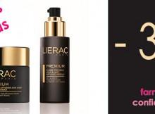 Oferta LIerac Premium en Farmaconfianza