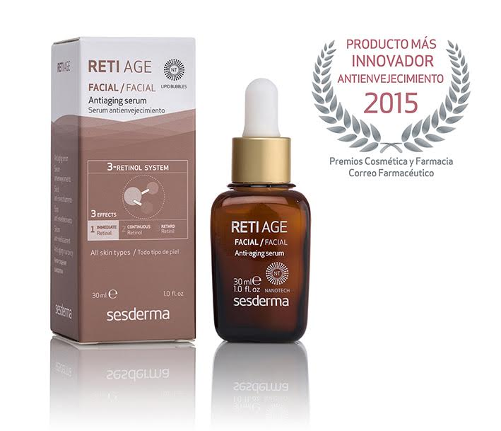 retiage serum facial