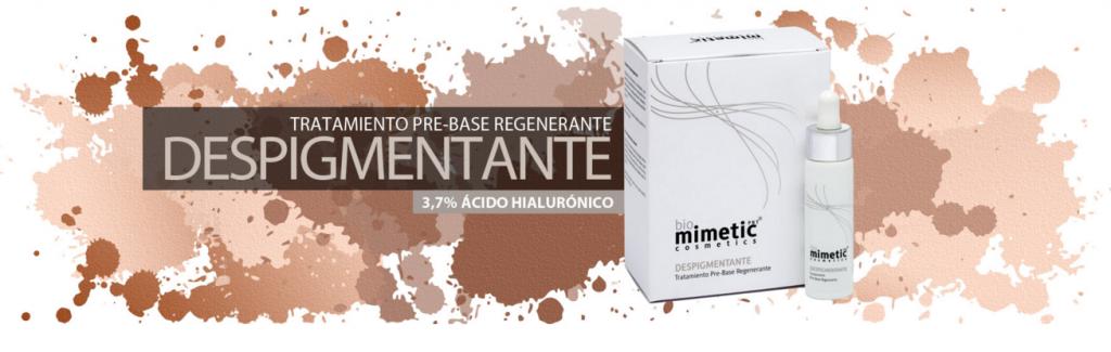 Biomimetic prebase despigmentante en Farmaconfianza