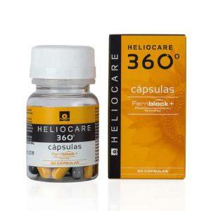 Heliocare 360 fotoprotector Fernblock