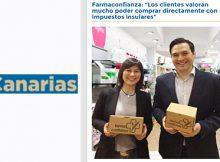 Banner Farmaconfianza en ClickCanarias