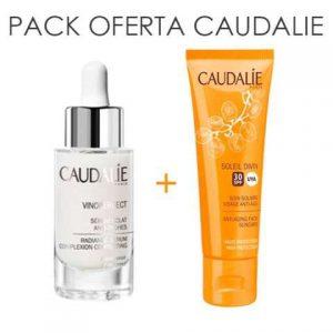 Pack oferta Caudalie Vinoperfect