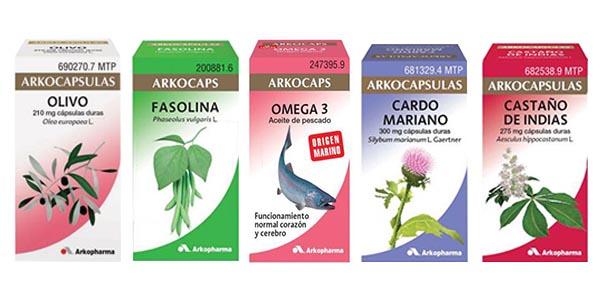 Arkocapsulas-Farmaconfianza