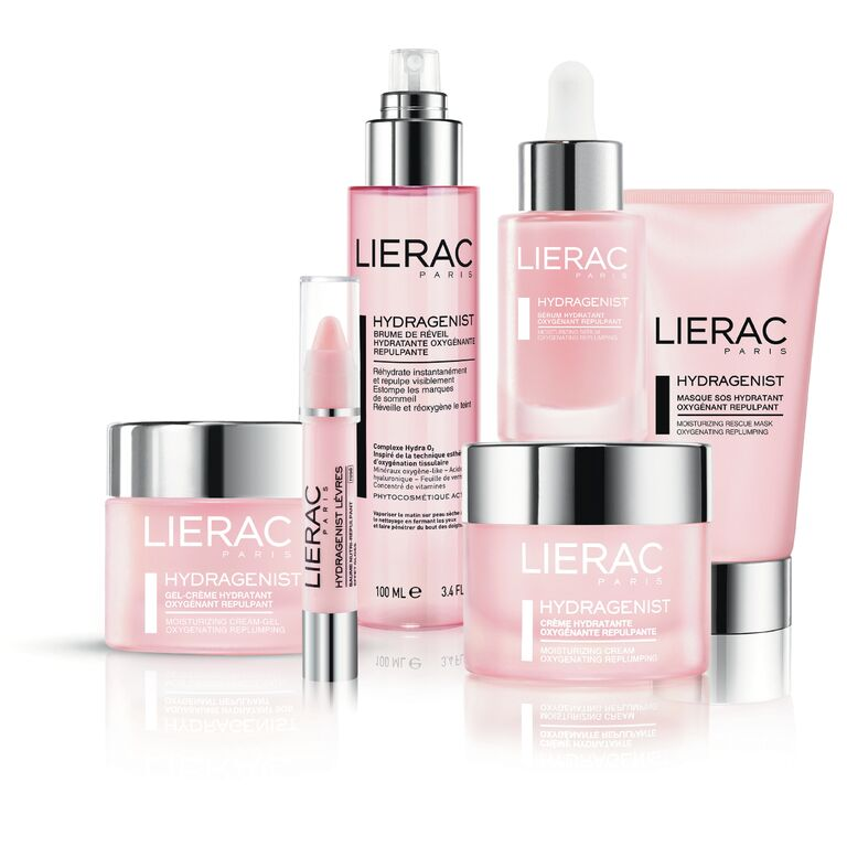 Nuevos productos Lierac Hydragenist en Farmaconfianza