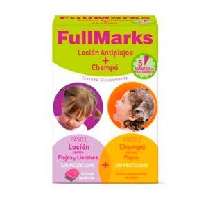 Fullmarks antipiojos