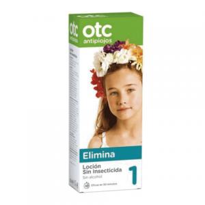 OTC antipiojos Loción Sin Insecticida