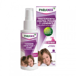 Paranix spray antipiojos