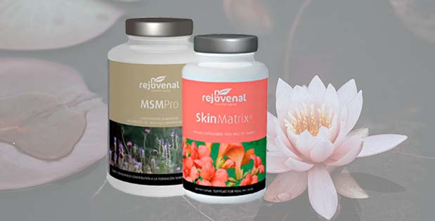 Rejuvenal MSMPro y SkinMatrix