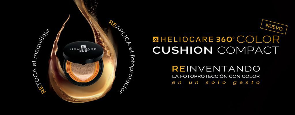 Heliocare 360º Color Cushion