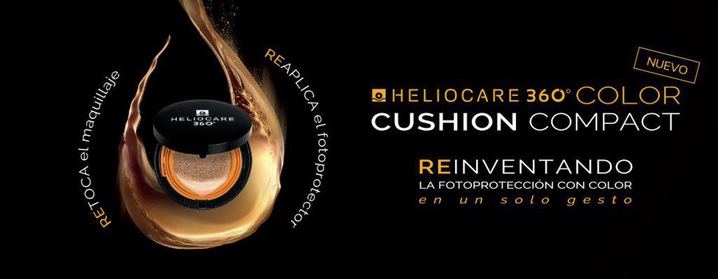 Heliocare 360º Color Cushion