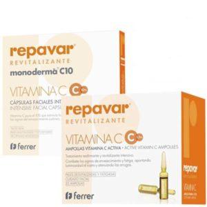 Repavar Revitalizante Pack Antioxidante Intensive